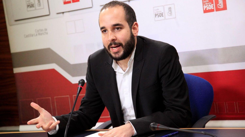 """González Caballero: """"La mejor noticia ya se la llevaron los castellano-manchegos cuando Cospedal se fue del Gobierno de la región"""""""