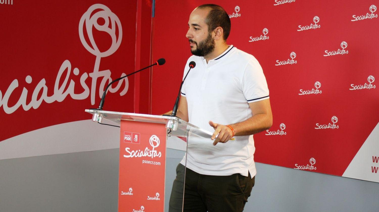 """González Caballero: """"Castilla-La Mancha necesita más altura de miras y menos bloqueo y chascarrillos de dirigentes del PP como Rosa Romero"""""""