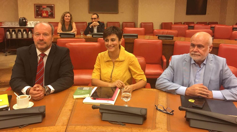 Isabel Rodríguez es elegida Presidencia de la Comisión de Justicia del Congreso de los Diputados