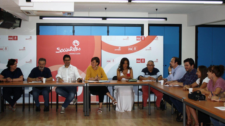 """La Ejecutiva provincial del PSOE de Ciudad Real valora de forma """"positiva"""" el acuerdo con Podemos porque se traduce en 400 millones de euros más para la región"""