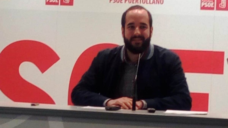 """González Caballero: """"La abstención cobarde del PP en las Cortes, pone en evidencia su negativa a la A-43 y al desarrollo de Puertollano"""""""