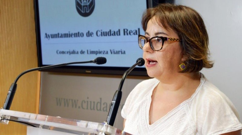 Manuela Nieto-Márquez es concejala en el Ayuntamiento de Ciudad Real.