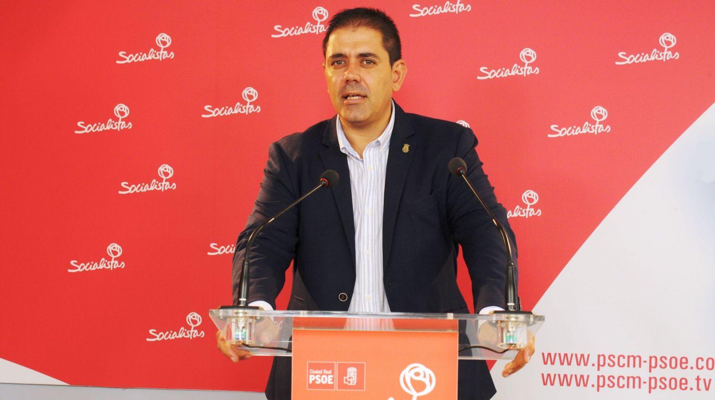 """Bolaños: """"Con García-Page, la provincia de Ciudad Real encadena casi cuatro años  de aumento del número de negocios aunque le pese al PP"""""""