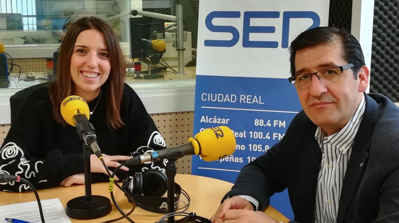 """Caballero: """"Los ciudadrealeños tienen derecho a que las elecciones municipales y autonómicas sean para hablar de Ciudad Real y Castilla-La Mancha y no se mezclen con otros asuntos"""""""